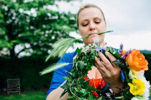 Pozie by Natalie ransom florist katheryn moran photography