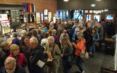The Success of CASCADIA's Day of Doctober at Pickford Film Center