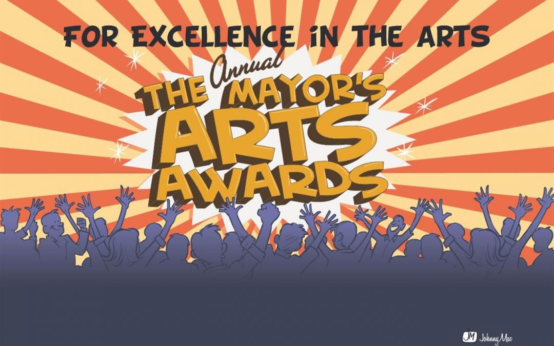 CASCADIA is Honored with the Mayor's Arts Award